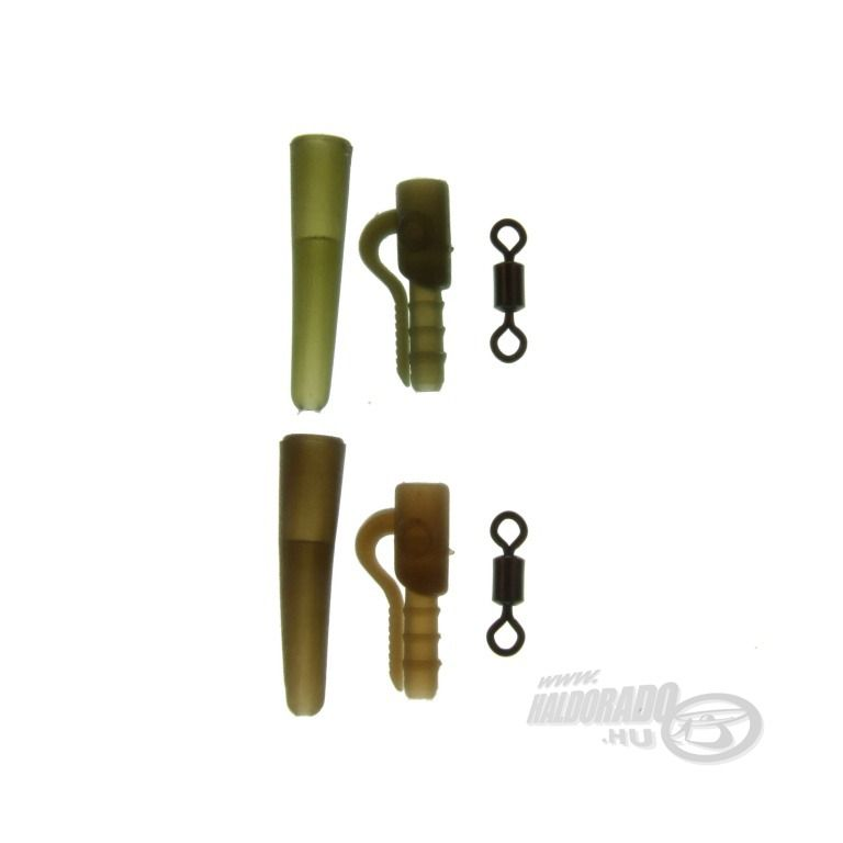 GARDNER Target Lead Clip Terminal Pack Brown