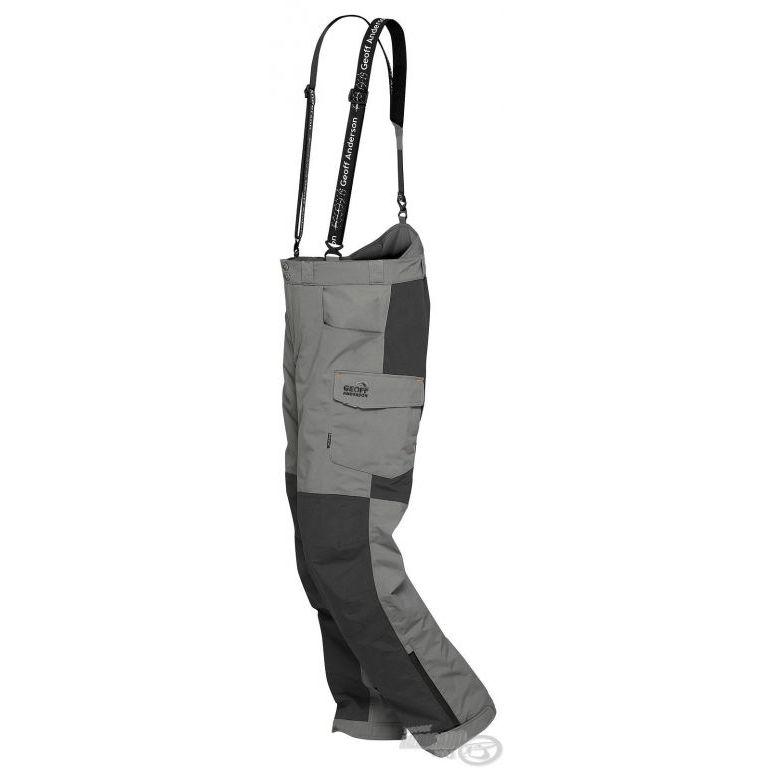 Geoff Anderson Barbarus vízálló nadrág szürke XL