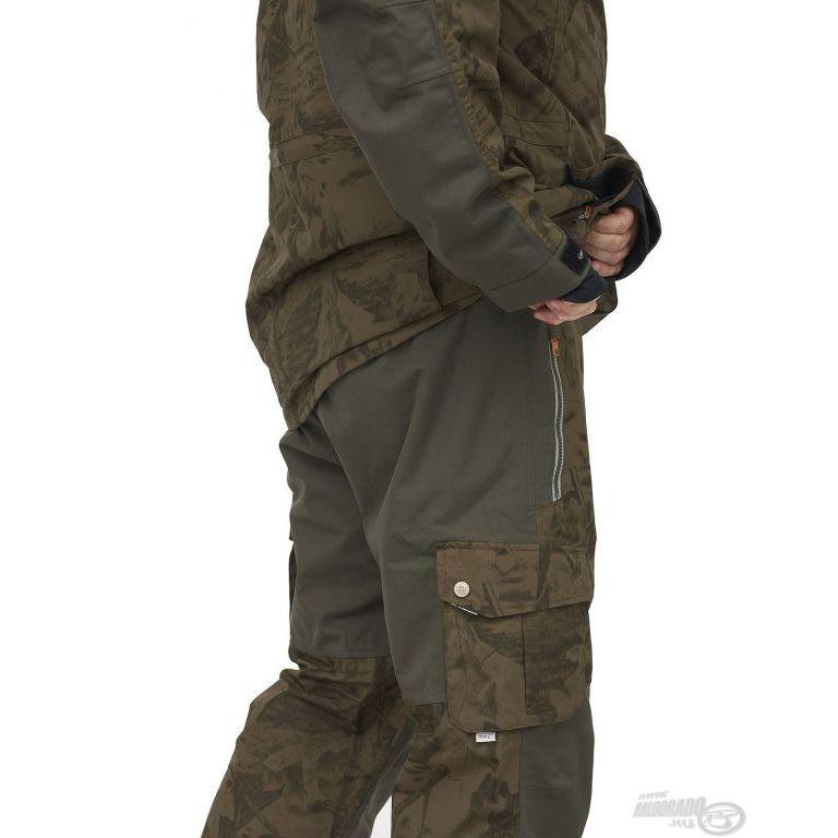 Geoff Anderson Urus6 vízálló nadrág Leaf XXL