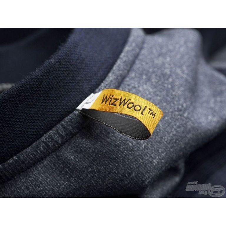Geoff Anderson WizWool 150 aláöltözet felső XL