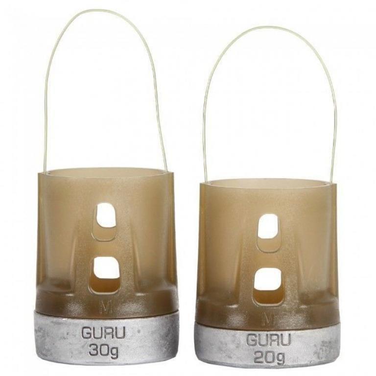 GURU X-Change Distance Feeder Solid Medium 20+30 g