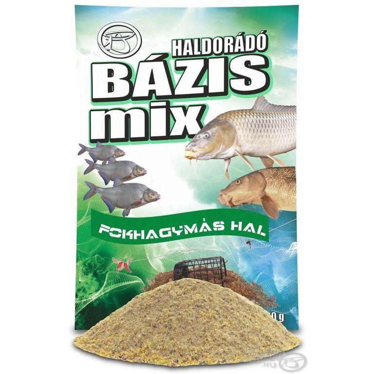 HALDORÁDÓ Bázis Mix - Fokhagymás Hal