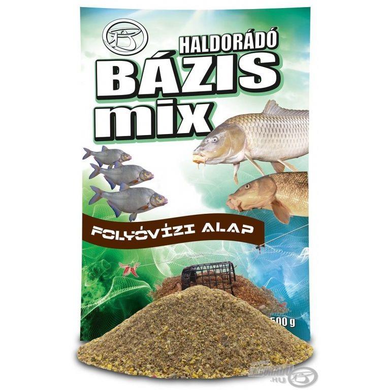 HALDORÁDÓ Bázis Mix - Folyóvízi Alap