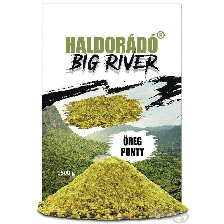 HALDORÁDÓ BIG RIVER - Öreg Ponty