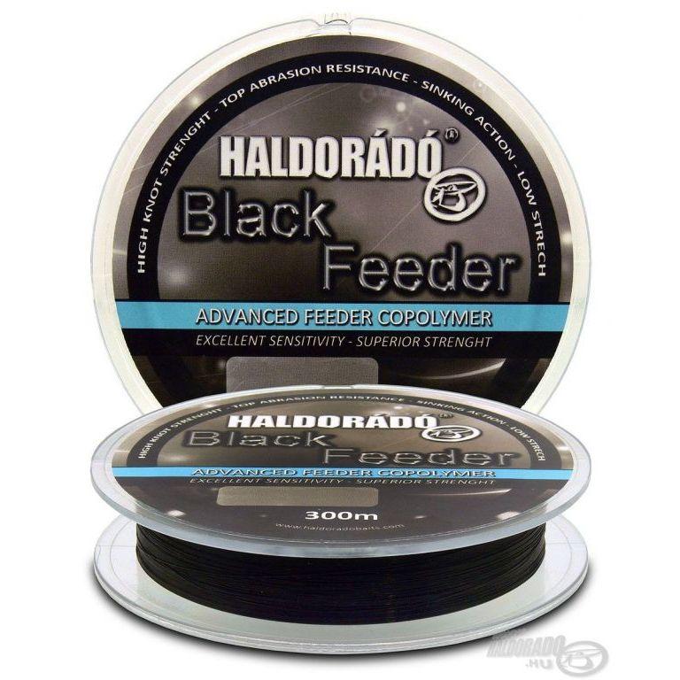 HALDORÁDÓ Black Feeder 0,18 mm