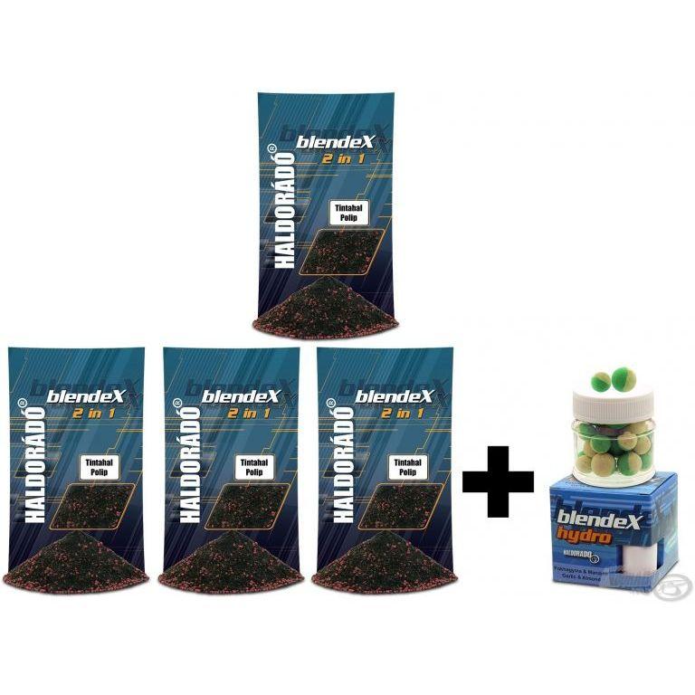 HALDORÁDÓ BlendeX 2 in 1 - Tintahal + Polip