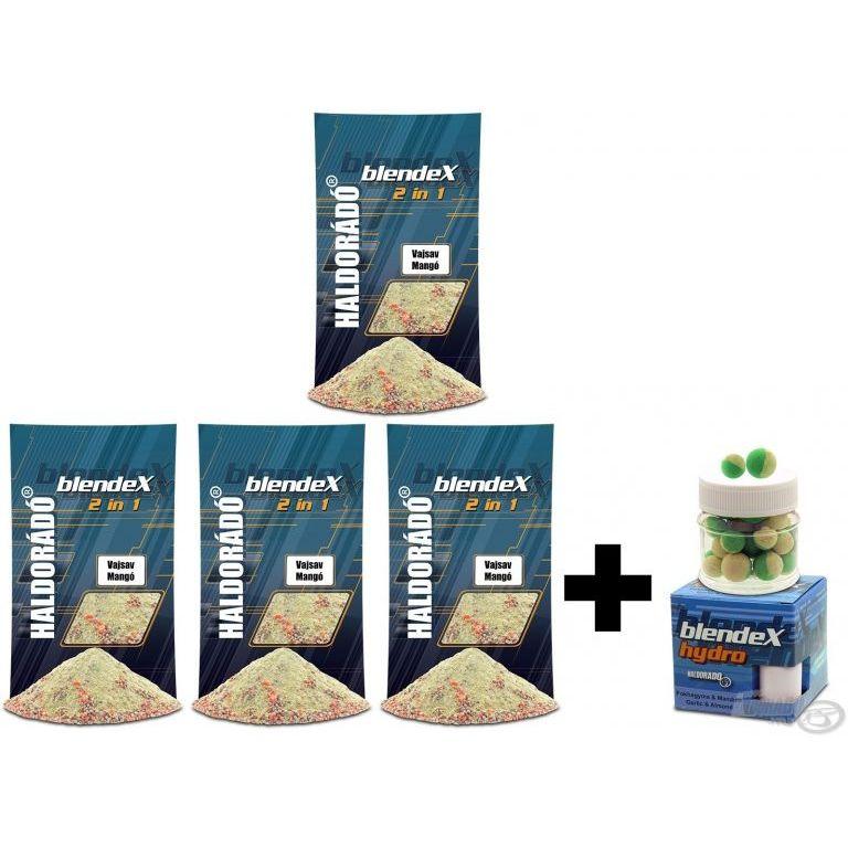 HALDORÁDÓ BlendeX 2 in 1 - Vajsav + Mangó