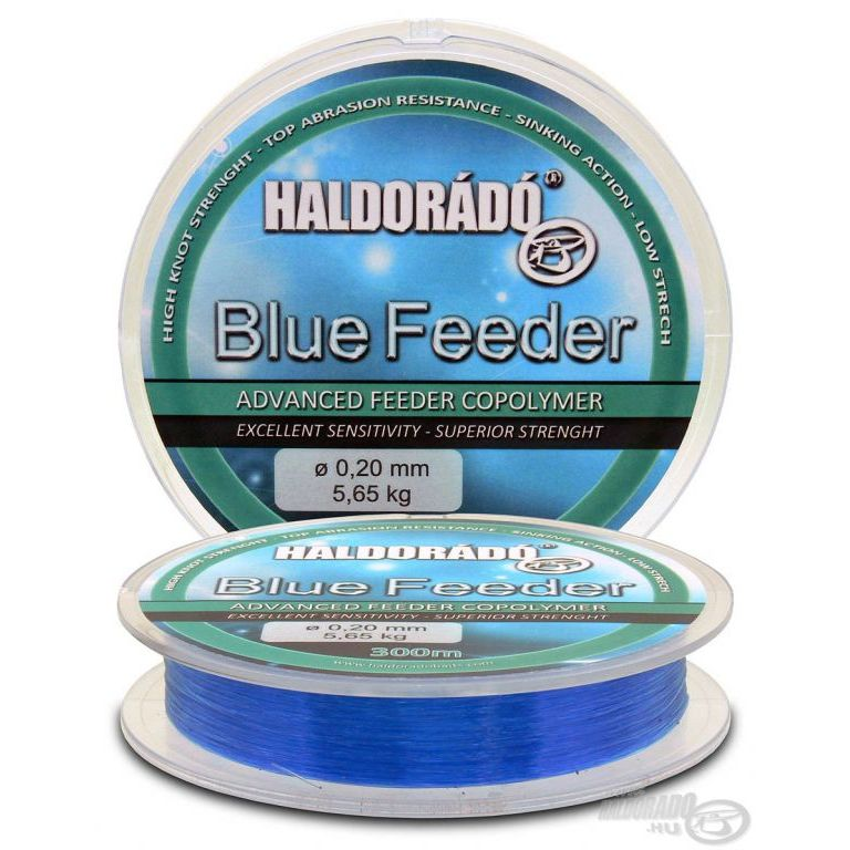 HALDORÁDÓ Blue Feeder 0,22 mm