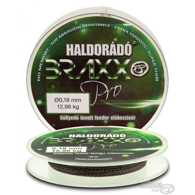 HALDORÁDÓ Braxx Pro 0,12 mm