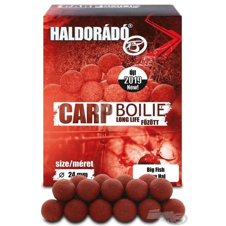 HALDORÁDÓ Carp Boilie főzött - Nagy hal 24 mm