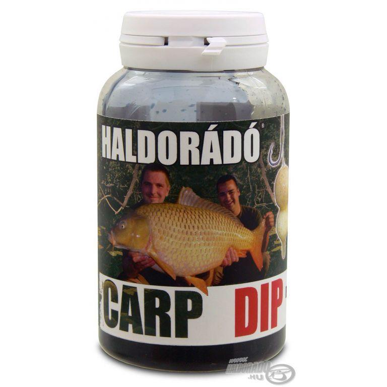 HALDORÁDÓ Carp Dip - Fekete Tintahal