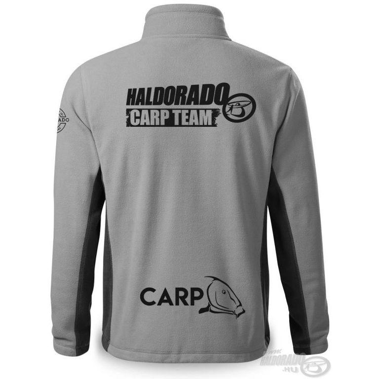 HALDORÁDÓ Carp Team Frosty Polár kabát XL