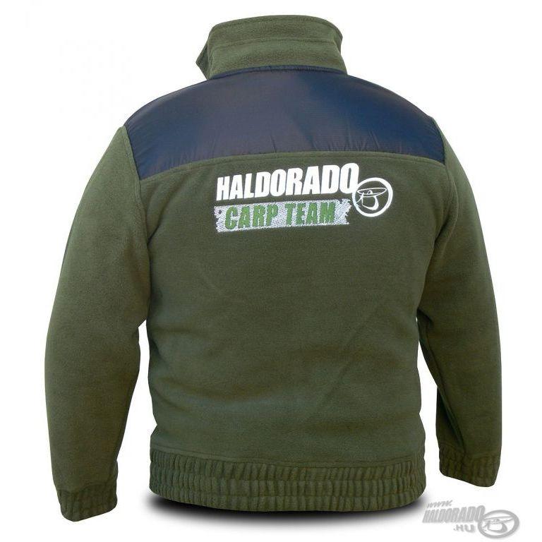 HALDORÁDÓ Carp Team polár kabát XXXL