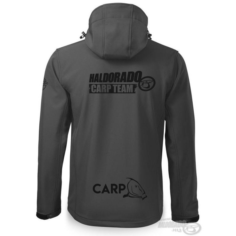 HALDORÁDÓ Carp Team Softshell Performance kabát XL