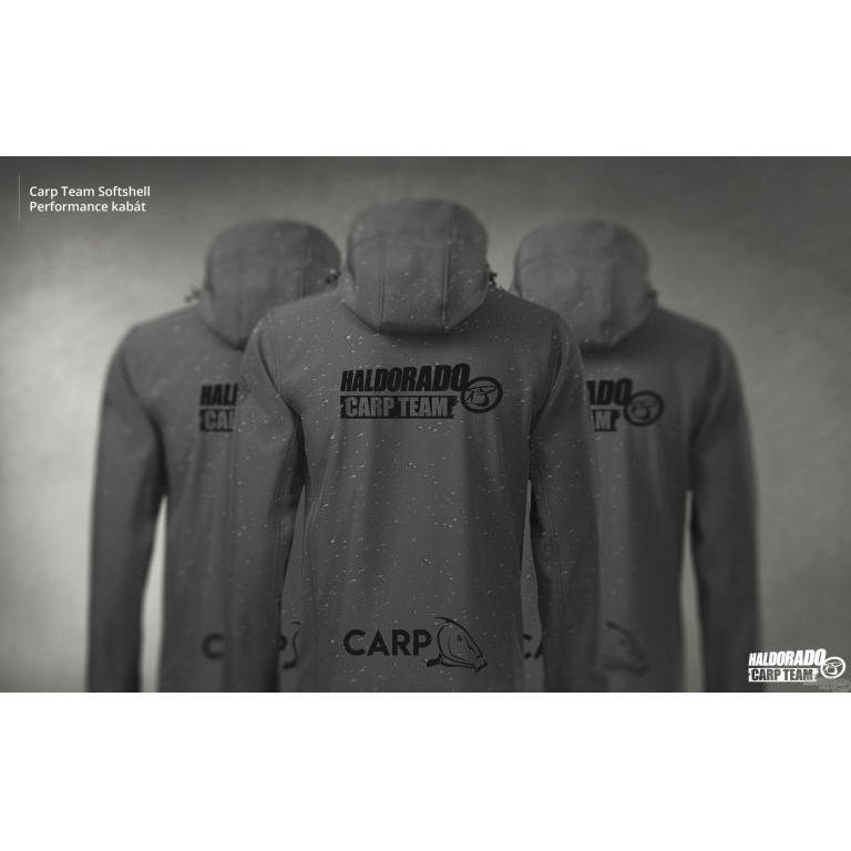 HALDORÁDÓ Carp Team Softshell Performance kabát XXL