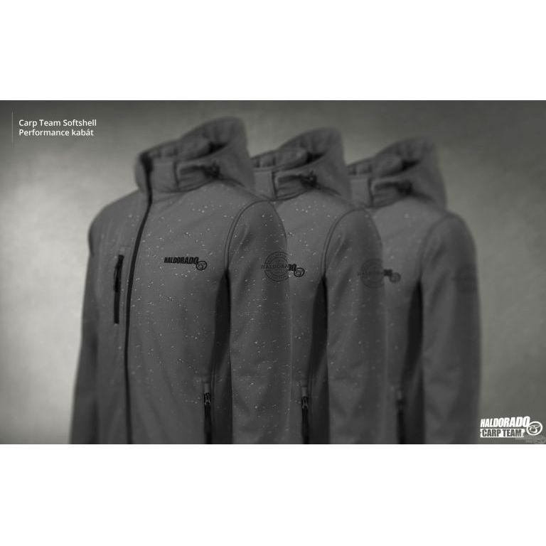 HALDORÁDÓ Carp Team Softshell Performance kabát XXXL
