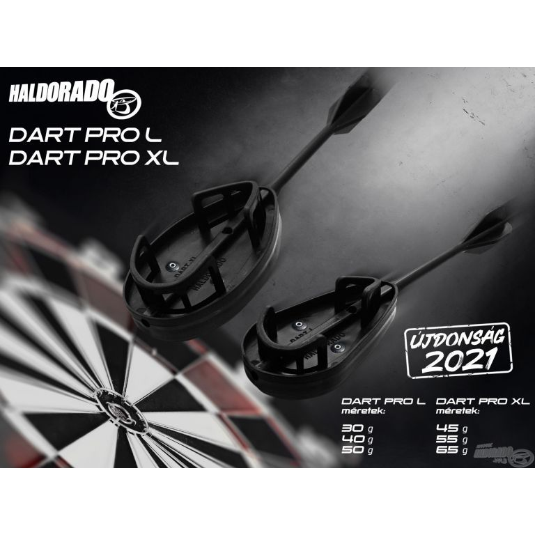 HALDORÁDÓ Dart Pro XL 45 g
