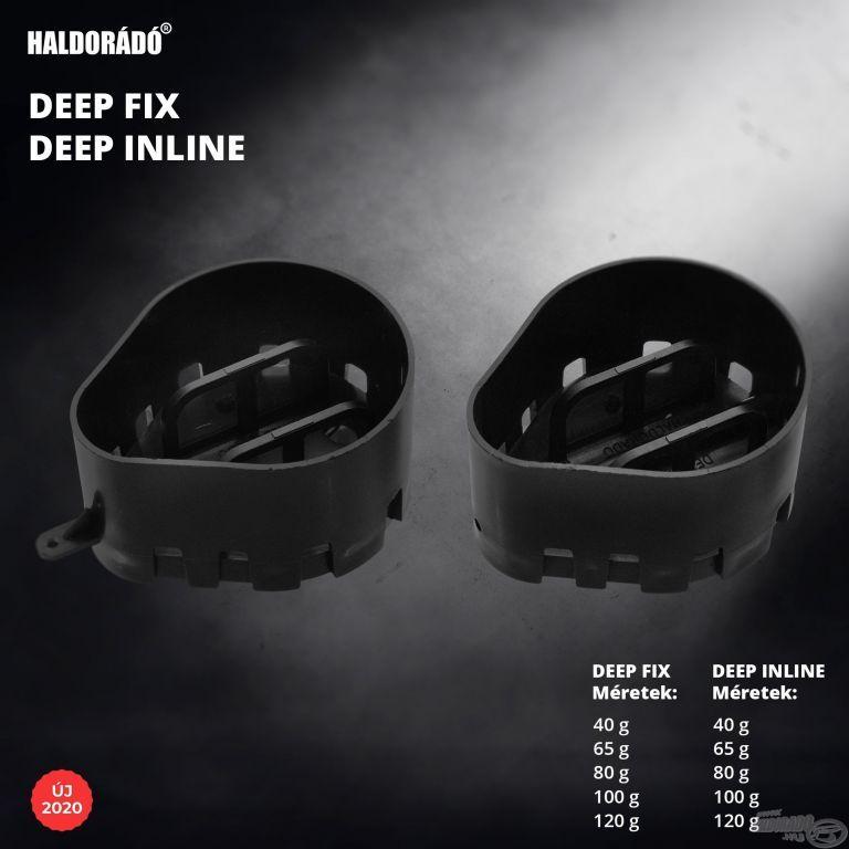 HALDORÁDÓ Deep Inline 120 g