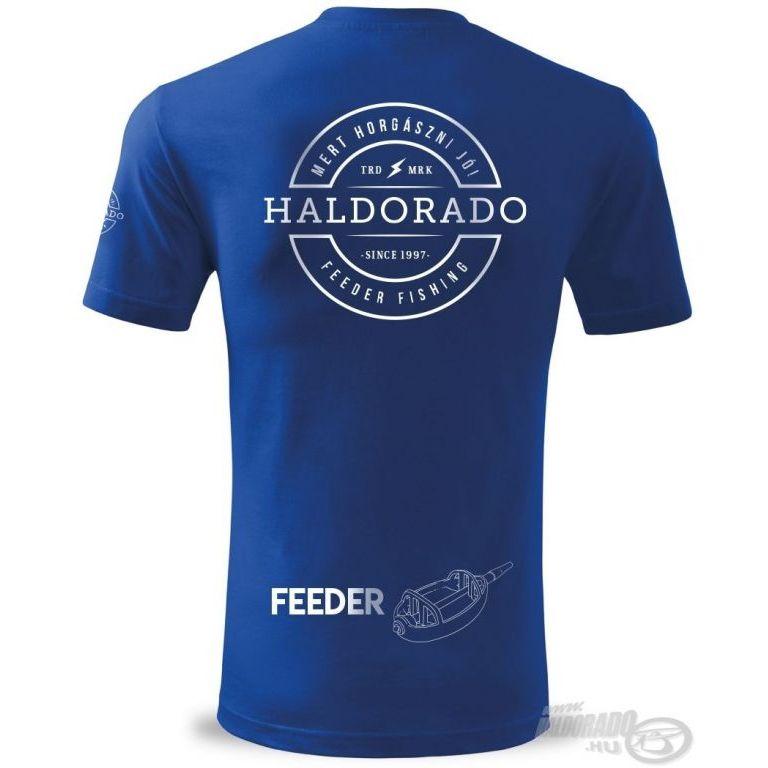 HALDORÁDÓ Feeder Team Classic környakas póló M