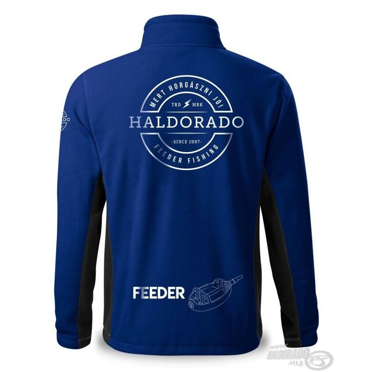 HALDORÁDÓ Feeder Team Frosty Polár kabát XL