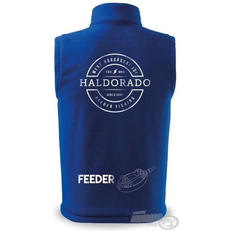 HALDORÁDÓ Feeder Team Next polár mellény M