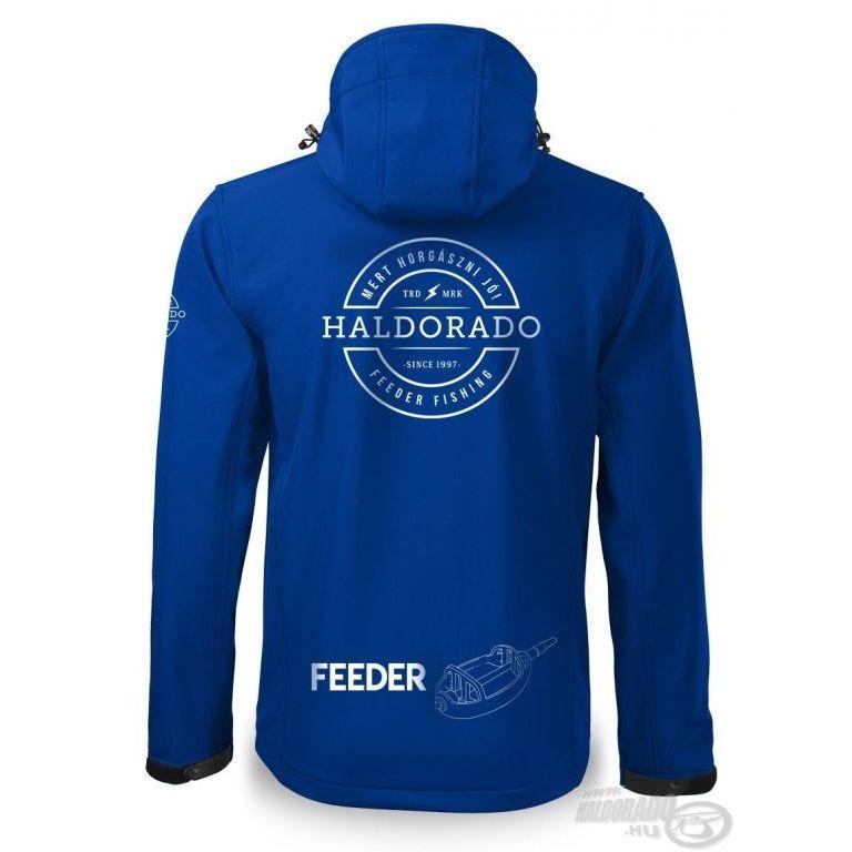 HALDORÁDÓ Feeder Team Softshell Performance kabát M