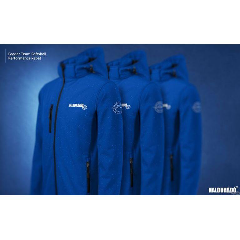 HALDORÁDÓ Feeder Team Softshell Performance kabát S