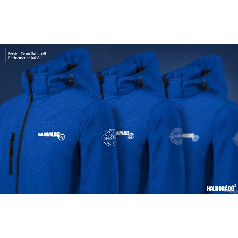 HALDORÁDÓ Feeder Team Softshell Performance kabát XL