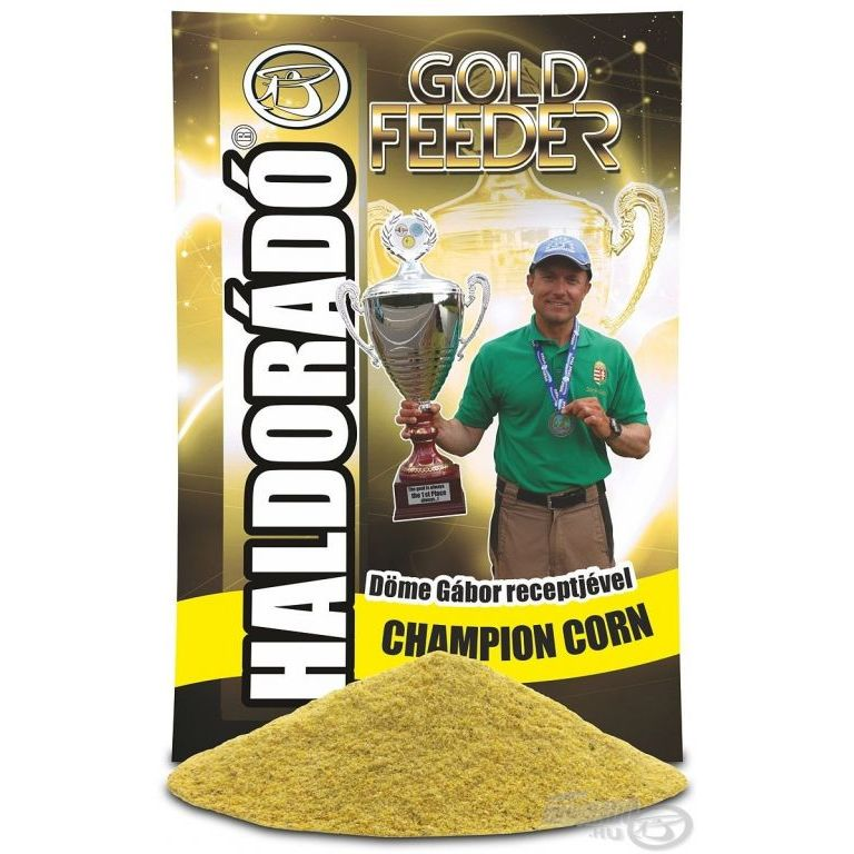 HALDORÁDÓ Gold Feeder - Champion Corn
