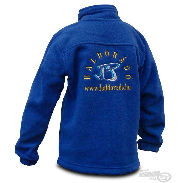 HALDORÁDÓ Gyermek polár kabát 158