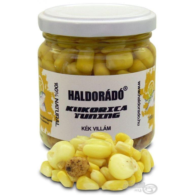 HALDORÁDÓ Kukorica tuning - Kék Villám