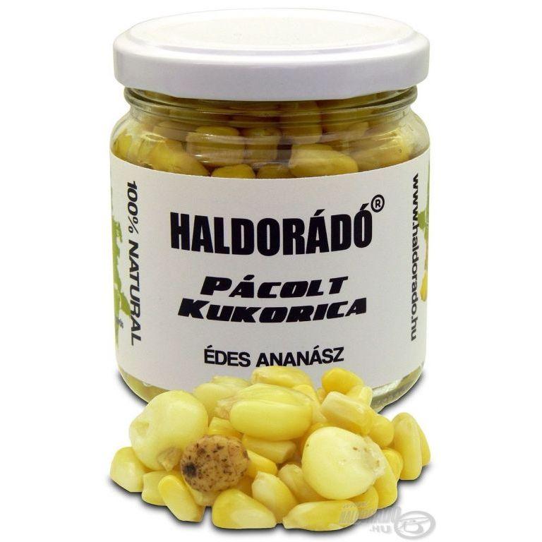 HALDORÁDÓ Kukorica Tuning Pácolt - Édes Ananász - Haldorádó horgász ... a347b7dc03