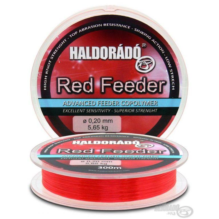 HALDORÁDÓ Red Feeder 0,25 mm