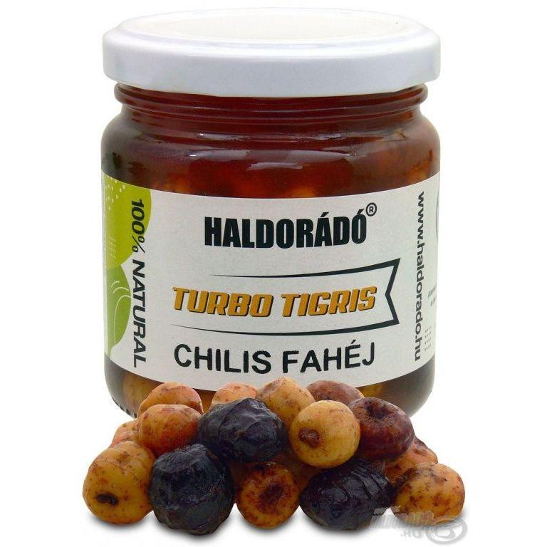 HALDORÁDÓ Turbo Tigris - Chilis Fahéj