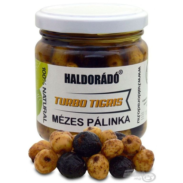 HALDORÁDÓ Turbo Tigris - Mézes Pálinka