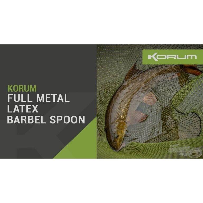 KORUM Full Metal Latex merítőfej