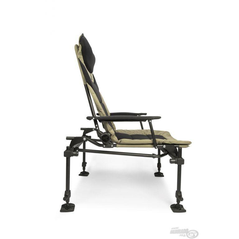 KORUM X25 Deluxe Accessory Fotel