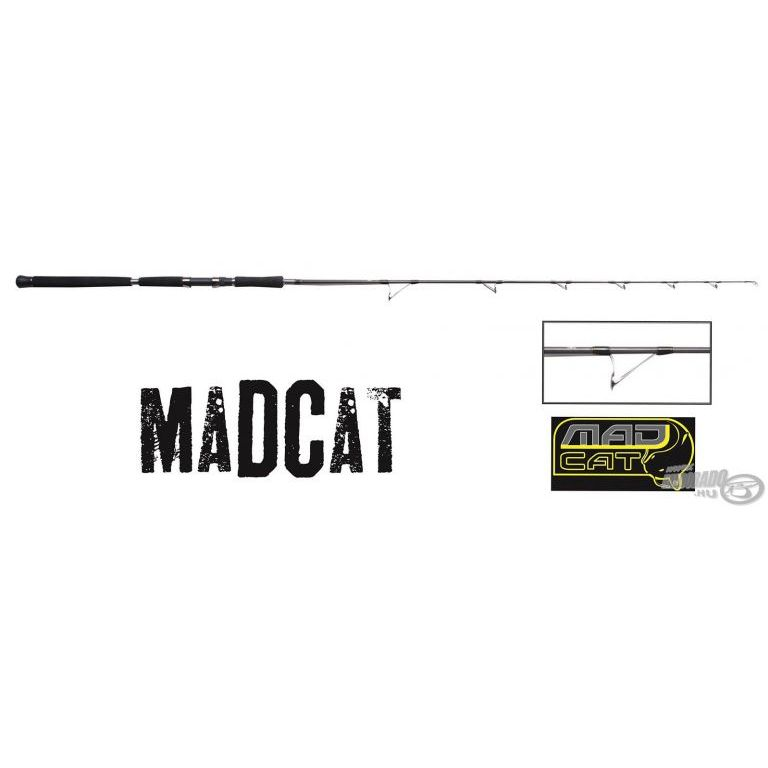 MAD CAT Black Vertical 1,9 m