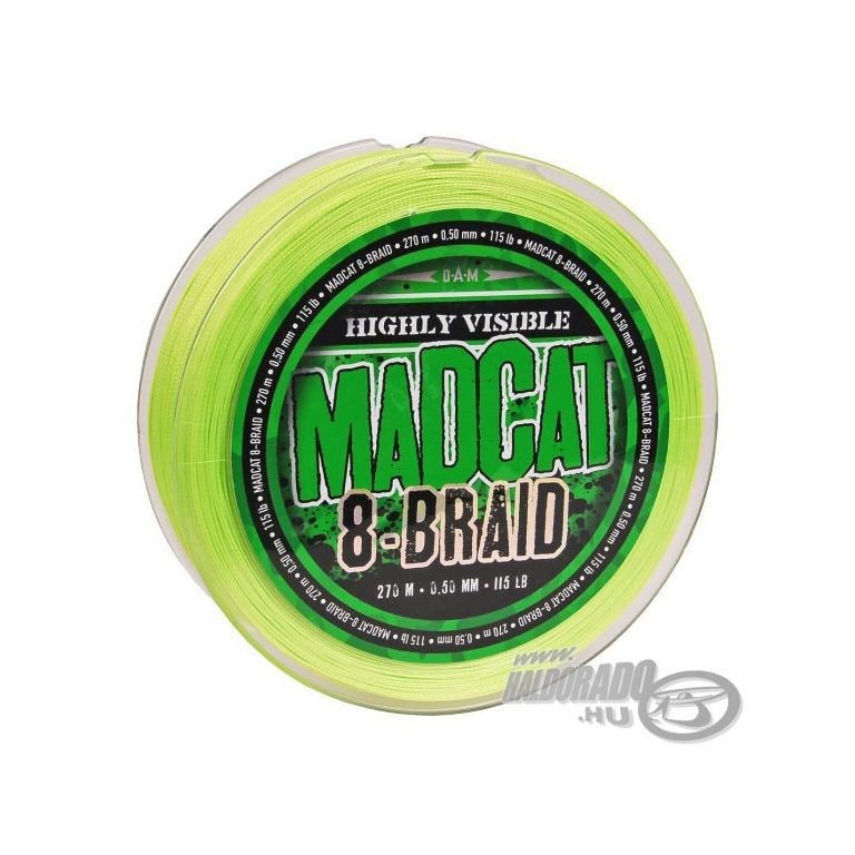 MAD CAT G2 8 Braid - 270 m 0,40 mm