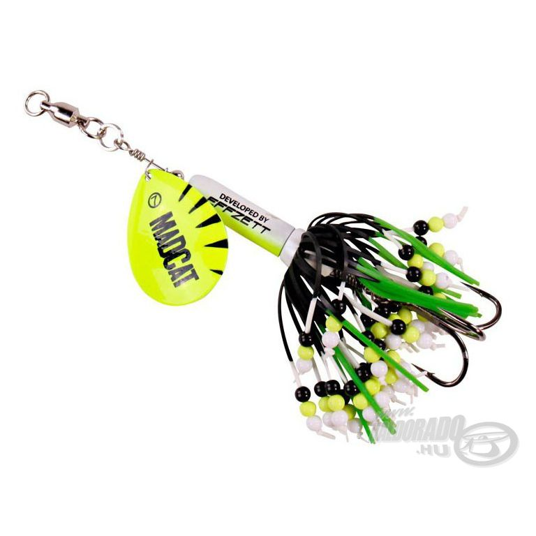 MAD CAT Rattlin Teaser Fluo Yellow