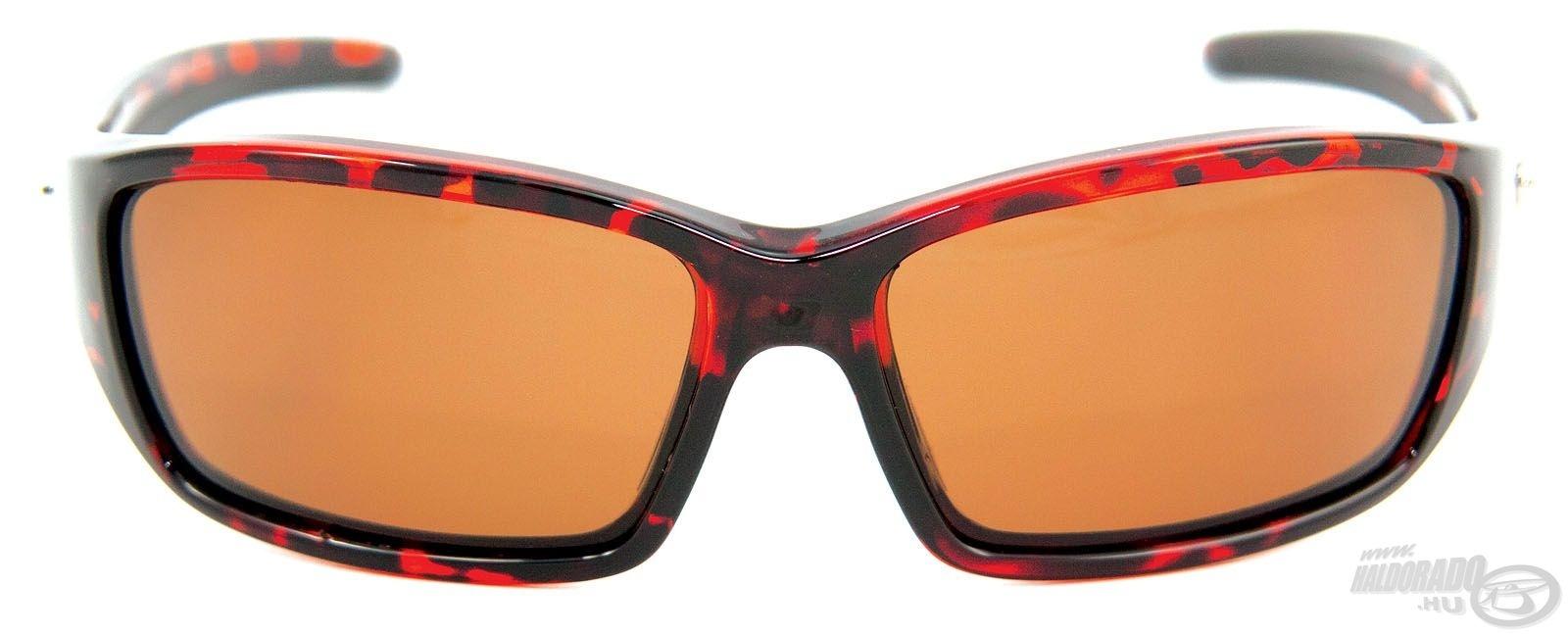 MUSTAD HP107A-3 napszemüveg amber lencsével - Haldorádó horgász áruház 846175e21f