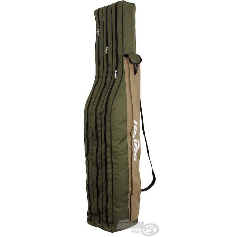 NEVIS Bottartó táska zöld 3 részes 165 cm
