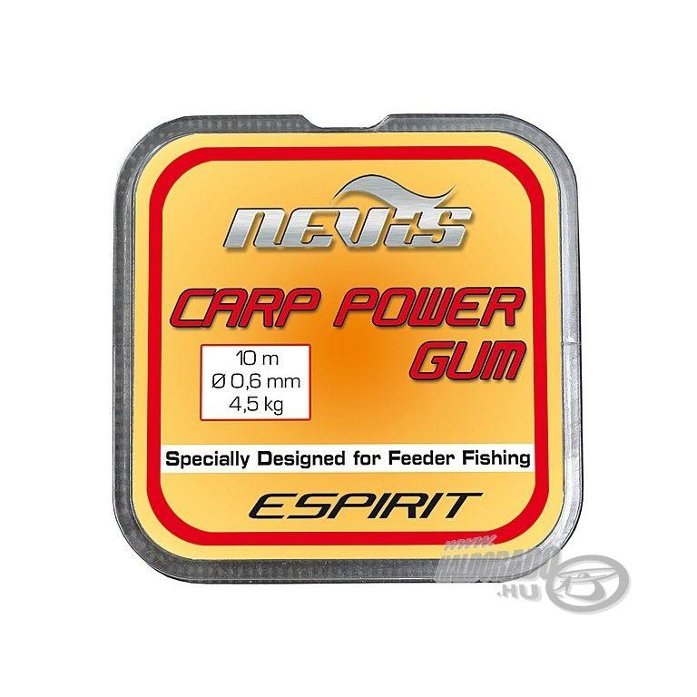 NEVIS Carp Power Gum 0,6 mm