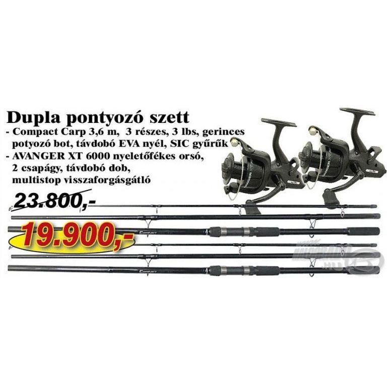 NEVIS Dupla Pontyozó szett 3 (KB-462)
