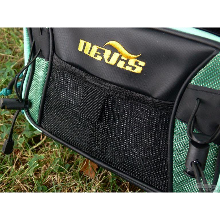 NEVIS Pergető táska 4 db dobozzal - közepes