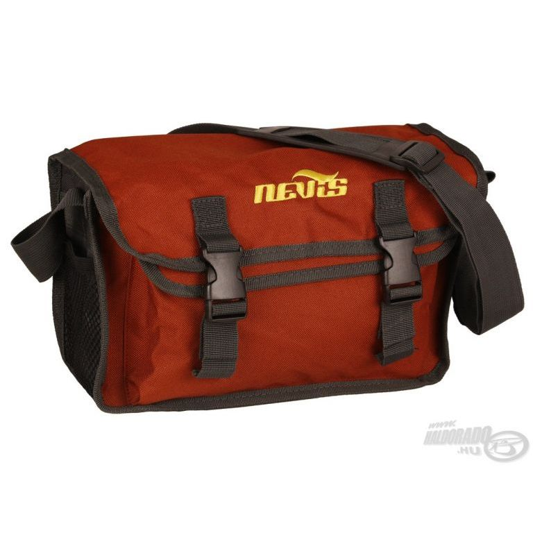 NEVIS Pergető táska dobozokkal közepes