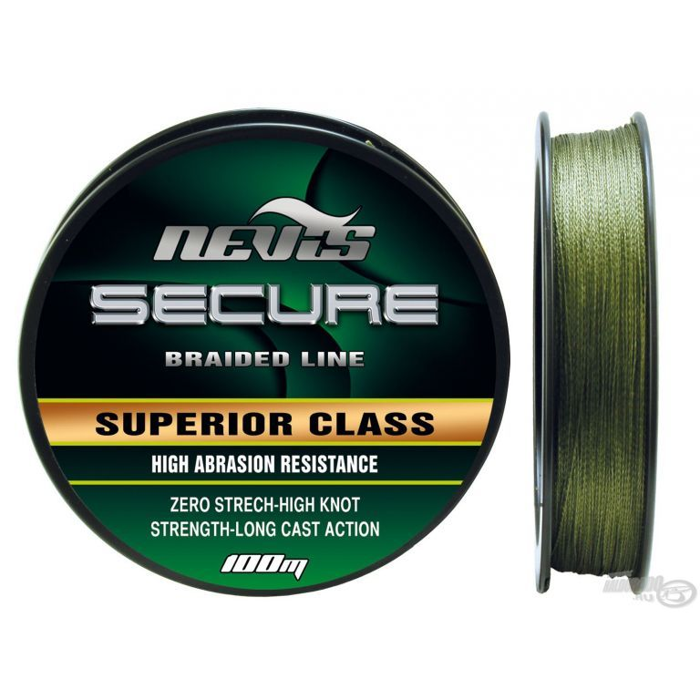 NEVIS Secure Braid 0,10 mm