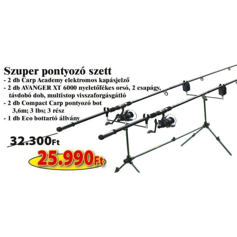 NEVIS Szuper Pontyozó szett 4 (KB-446)