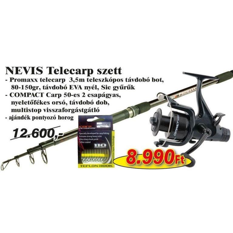 NEVIS Telecarp szett 2 (KB-413)