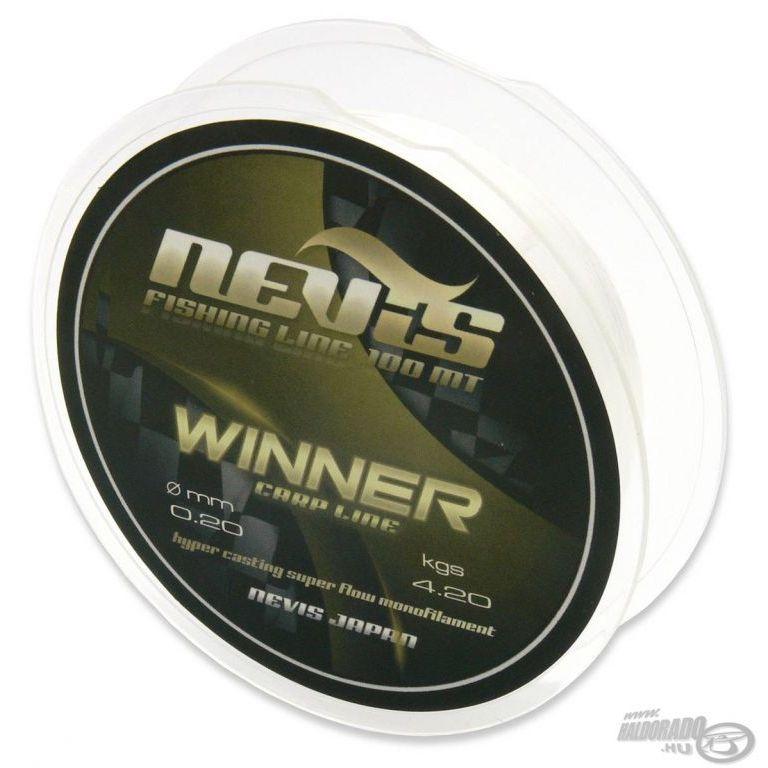 NEVIS Winner Carp Line 0,20 mm